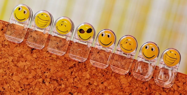 smiling emoticons related to brand and what is branding