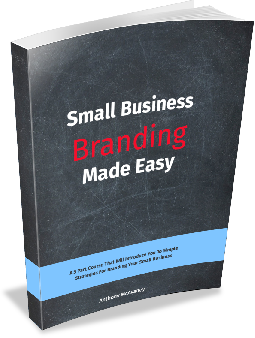 cover of an ebook which helps answer the question what is branding