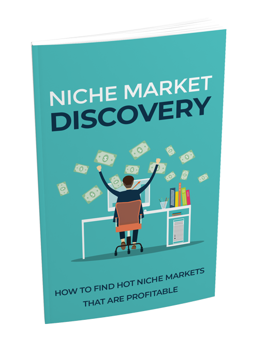 cover of ebook Niche Market Discovery